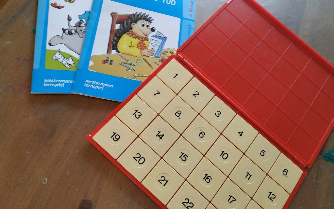 Material für Mathe